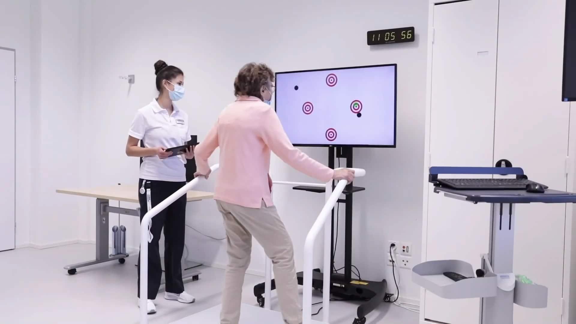 Utilizzare i videogiochi per combattere la demenza. Credits: ETH