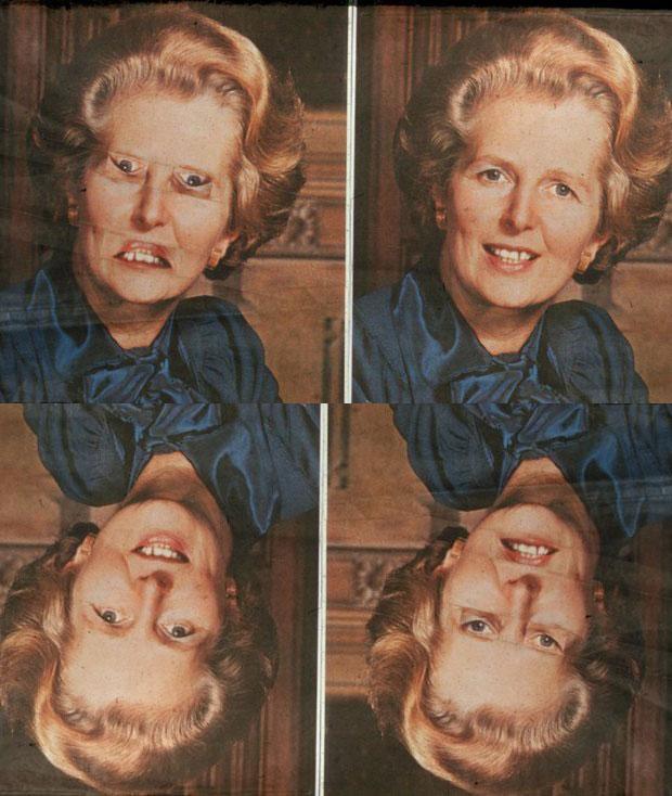 Effetto Thatcher: ecco come il nostro cervello elabora le informazioni sui volti