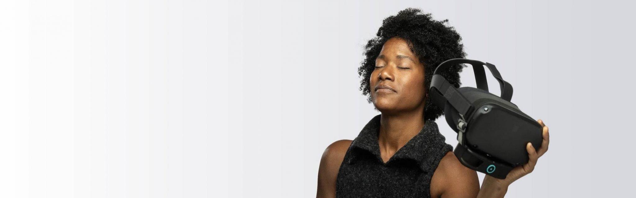 Realtà virtuale olfattiva (OVR) per la riduzione di stress, ansia e dolore. Credits: OVR Technology