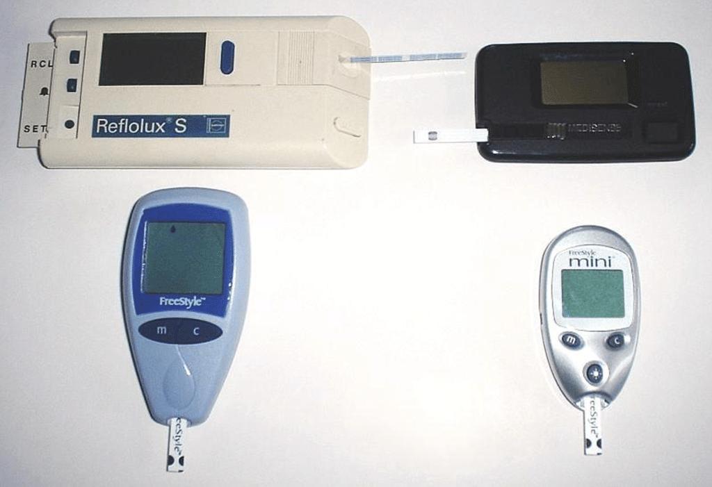 generazioni di glucometri glucometro