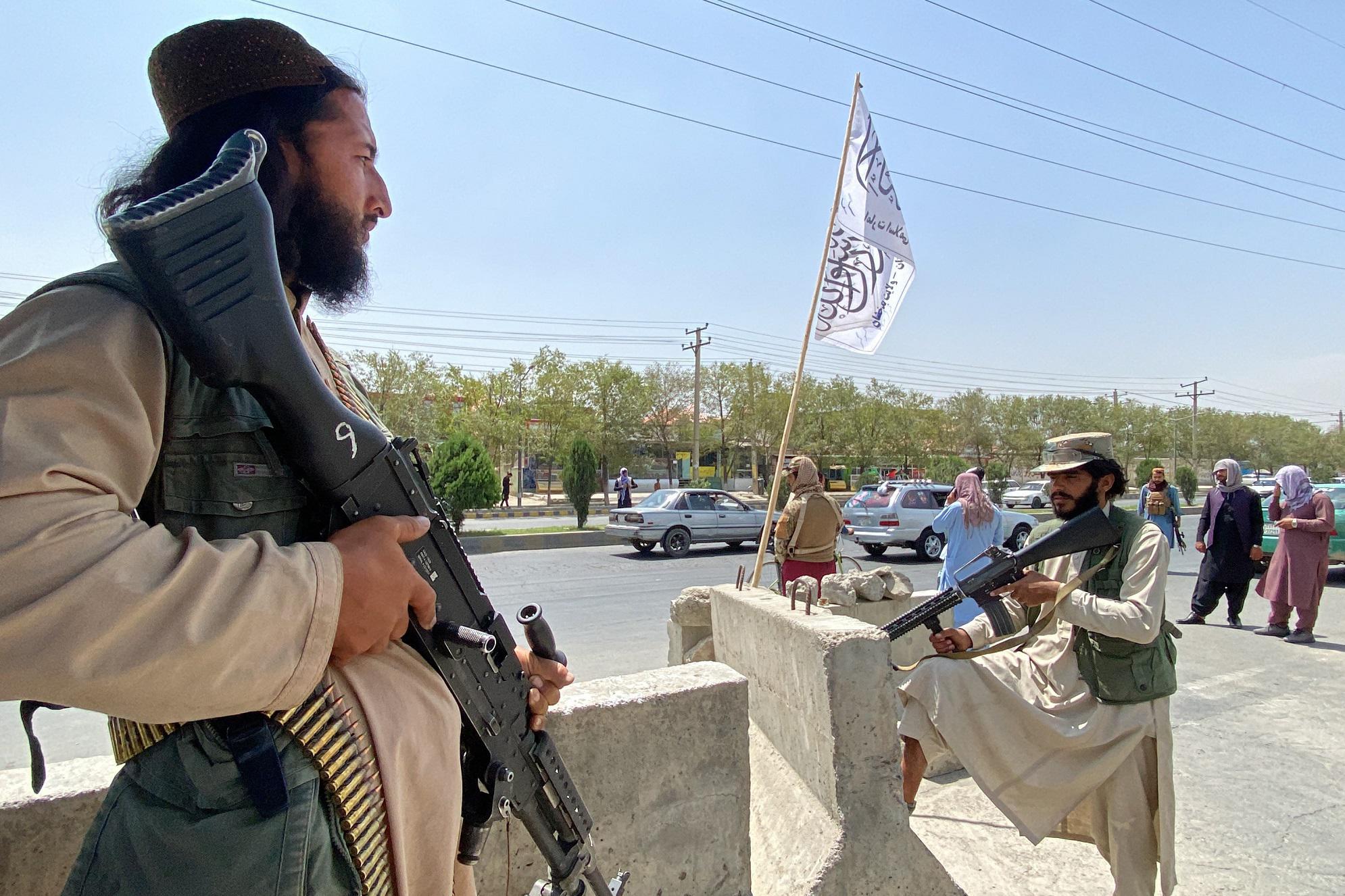afghanistan talebani vaccino covid