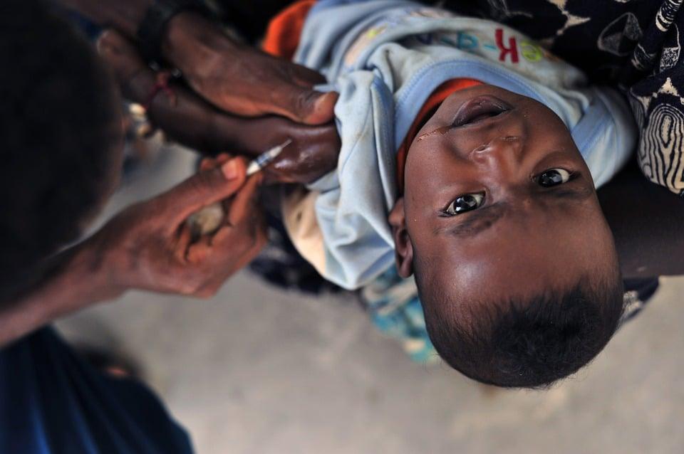 malaria e vaccino